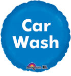 CAR WASH (18in)  QTY 5