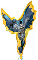 BATMAN ACTION SHAPE (39in)  QTY 5