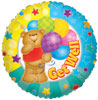 GET WELL BEAR (9in) QTY 25