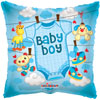 BABY BOY BABY CLOTHES (18in) QTY 10
