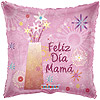 FELIZ  DIA MAMA 18in Pack 5