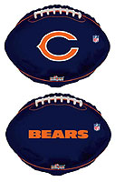 NFL BEARS (18in) QTY 5