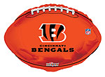 NFL BENGALS       (18in) QTY 5