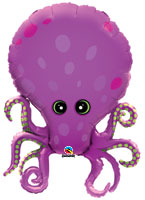 AMAZING OCTOPUS (35in) QTY 5