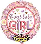 SWEET BABY GIRL SAT