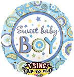 SWEET BABY BOY SAT