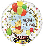 POOH B-DAY SING-A-TUNE