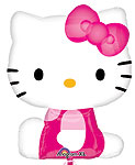 HELLO KITTY SHAPE 27in Pack 5