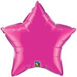 Magenta Star (QTY 5) 20IN