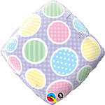 Gingham Accent Patterns (QTY 5) 18IN