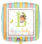 B is For Baby (QTY 5) 18IN