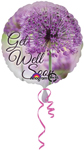 Get Well Floral Photo (18in) QTY 5