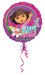 Dora Happy Birthday (18in) QTY 5