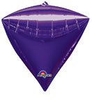 DIAMONDZ STANDARD PURPLE 17 INCH