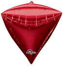 DIAMONDZ STANDARD RED 17 INCH