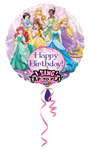 Princesses Happy Birthday Sing-A-Tune (28in) QTY 5