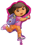 Dora the Explorer Shape (32in) QTY 5