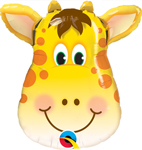 Jolly Giraffe Air-fill Only (14in) QTY 10