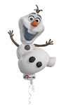 Frozen Olaf Shape (41in) QTY 5