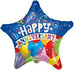 Anniversary Festive  (18in) QTY 5