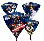 Star War Diamondz ( 16in ) QTY 5