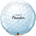 Golfball Number 1 (18IN) QTY 5