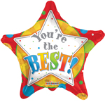 You are the Best (18IN) QTY 10