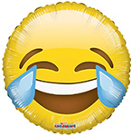 Emoji Smiley Laugh (18IN) QTY 10