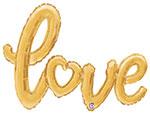 LOVE GOLD SCRIPT