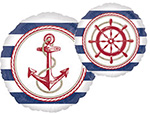 ANCHORS AWEIGH (18IN) QTY 5