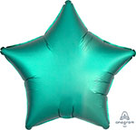 SATIN LUXE JADE STAR (18IN) QTY 10