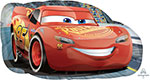 CAR LIGHTNING McQUEEN (30IN) QTY 5