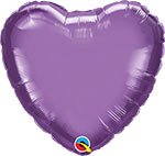 CHROME PURPLE HEART (18IN) QTY 5