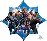 AVENGERS ENDGAME (35IN) QTY 5