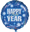 NEW YEARS STARS  (18in.) QTY 5