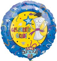 Celebrate Grad Sing-A-Tune  (28in) QTY 3