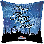 NEW YEAR LANDSCAPES (18in) QTY 5