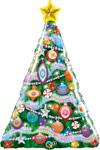 DECORATORS CHRISTMAS TREE (39IN) QTY 5