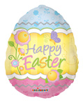 Easter Decorative Egg (18IN) QTY 5