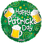 ST. PATRICK'S DAY BEERS (18IN) QTY 10