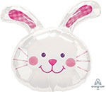 BUNNY HEAD (35IN) QTY 5