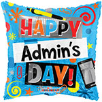 ADMIN'S DAY ELEMENTS (18IN) QTY 5