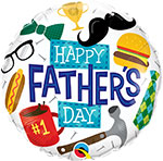 """EVERYTHING FATHER'S DAY (18"""") QTY 5"""