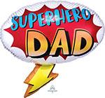 """SUPERHERO DAD (27"""") QTY 5"""