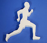RUNNER A (12in x 1½ thick) QTY2