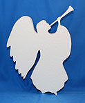 ANGEL (12in x 1½ thick) QTY2