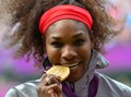 Serena_-_with_gold_medal