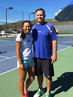 Claire-Liu-with-Coach-Mike-150x200