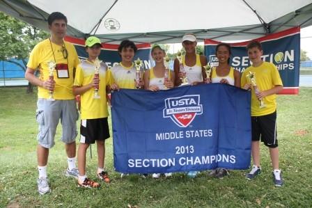 2013 14U Advanced Champions