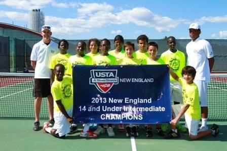 2013 14U Intermediate Champions